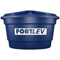 Caixa d'Água de Polietileno 500L C/ Tampa Fortlev