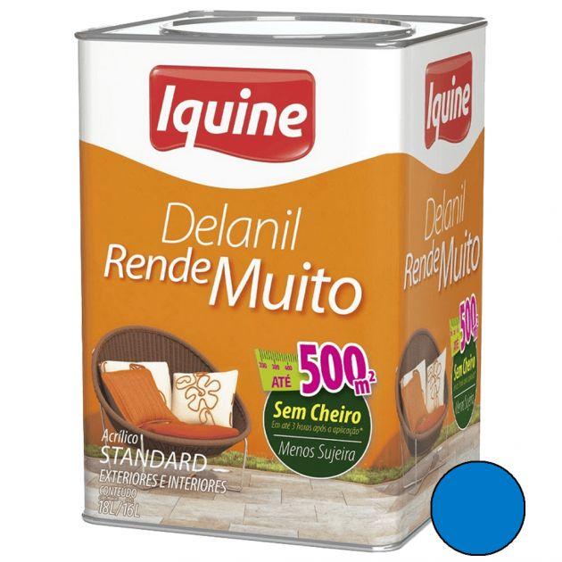 Delanil Acrílico Fosco 18L Boi Caprichoso Iquine