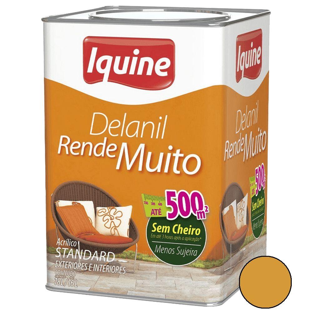 Delanil Acrílico Fosco 18L Cacoal Iquine