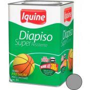 Diapiso Super Resistente 18L Cinza Médio Iquine