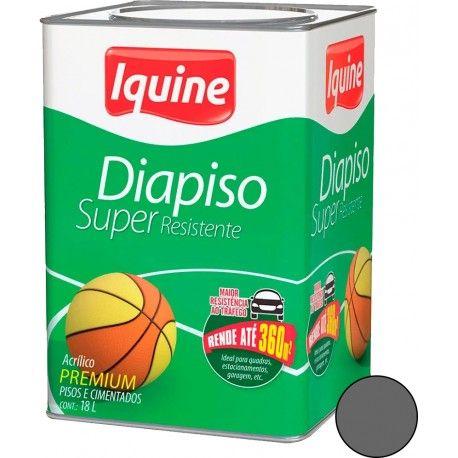 Diapiso Super Resistente 18L Concreto Iquine