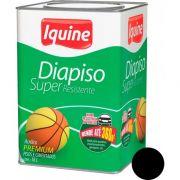 Diapiso Super Resistente 18L Preto Iquine