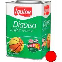 Diapiso Super Resistente 18L Vermelho Iquine