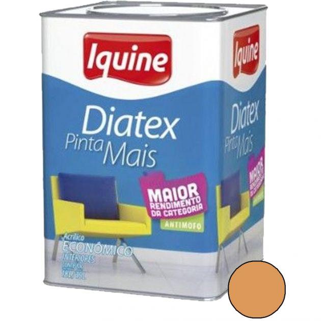 Diatex Acrílico 18L Camarão Iquine