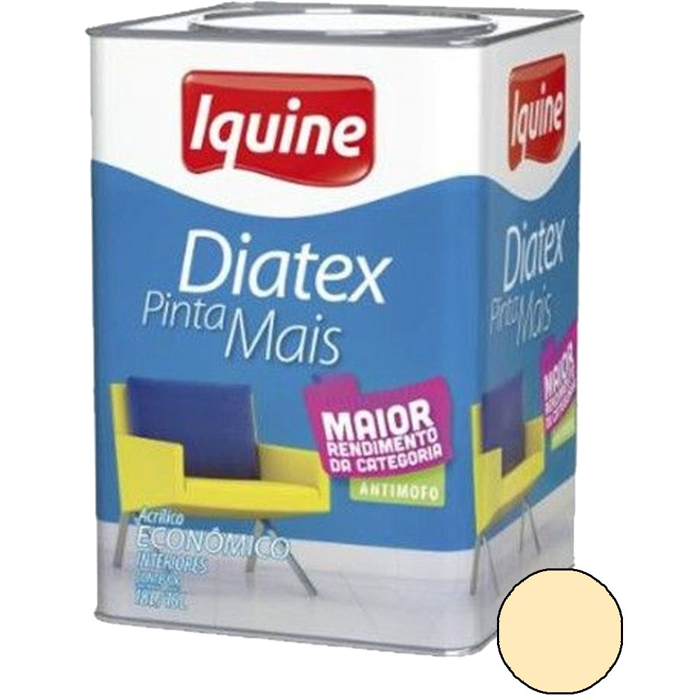 Diatex Acrílico 18L Pérola Iquine