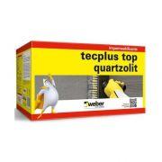 Impermeabilizante Tecplus Top 18KG Caixa Quartzolit