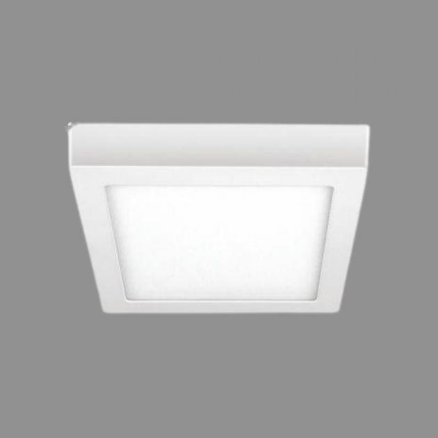 Luminária Sobrepor Quadrada 24w 6500k Elgin