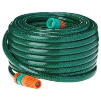 Mangueira Flexível Verde C/ Engate 1/2x10M Tramontina